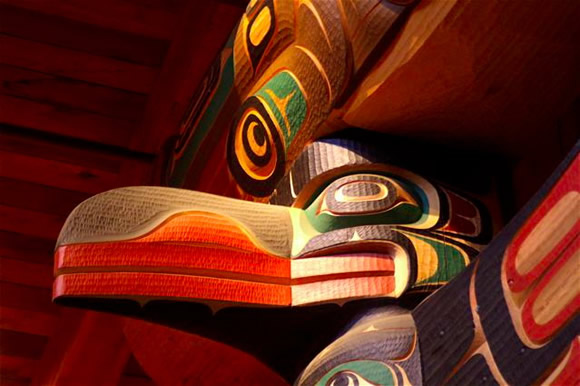 Klemtu's Bighouse - Experience powerful First Nations cultures