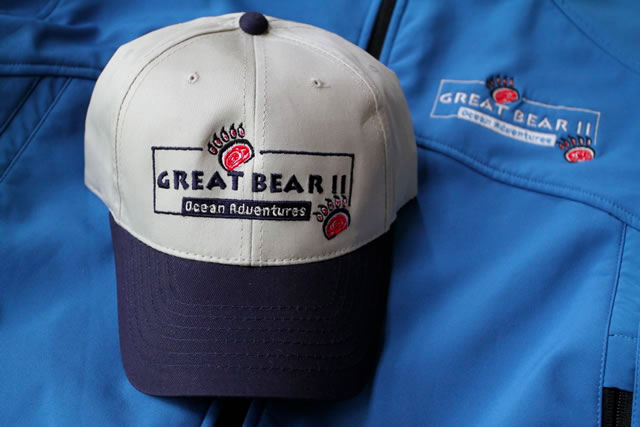 Great Bear II Two-Toned Ball Cap